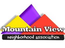 Mountain View Neighborhood Association logo
