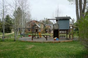 Playground at Higher Ground